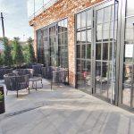 Ophelia-Lounge-restaurant-Hotel-pavimento-in-pietra-sinterizzata-Cattedrale-Avorio