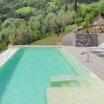 Pavimenti in pietra sinterizzata L'ALTRA PIETRA Harena Calanca Light 40x120x2 cm